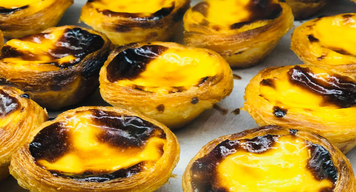 frozen portuguese custard tarts for sale