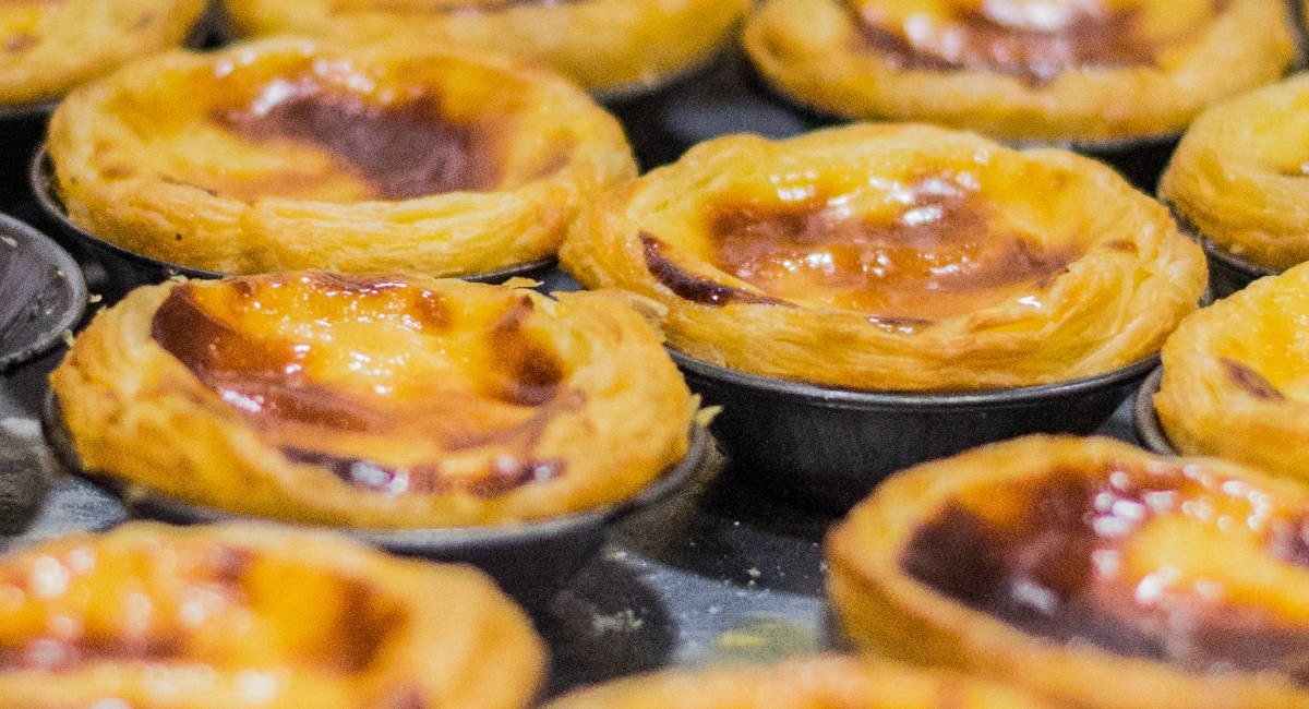 vegan pastel de nata recipe
