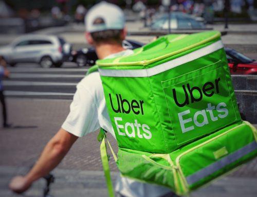 Pasteis de Belém com entrega ao domicílio, através da Uber Eats