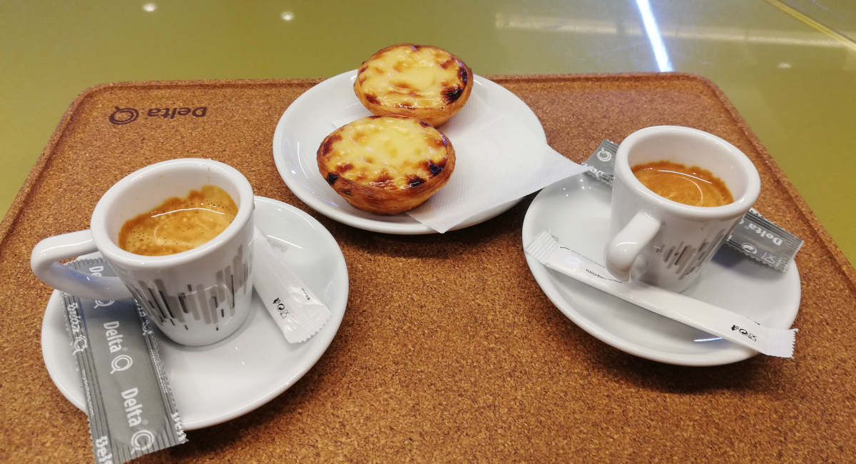 the best pastel de nata in Porto